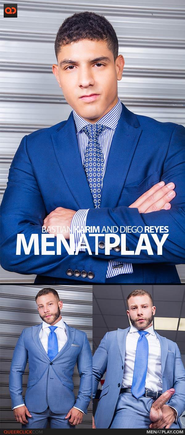MenAtPlay: Diego Reyes and Bastian Karim