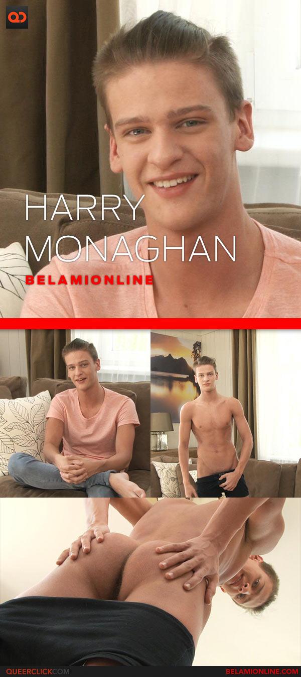 BelAmi Online: Harry Monaghan
