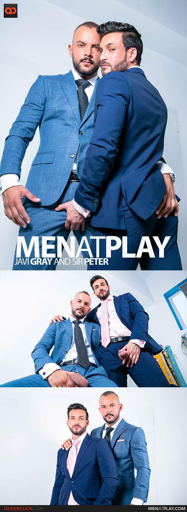 MenAtPlay: Javi Gray and Sir Peter