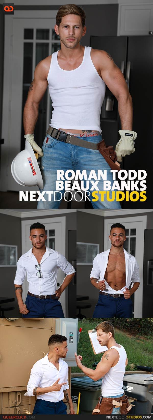 NextDoorStudios: Beaux Banks and Roman Todd