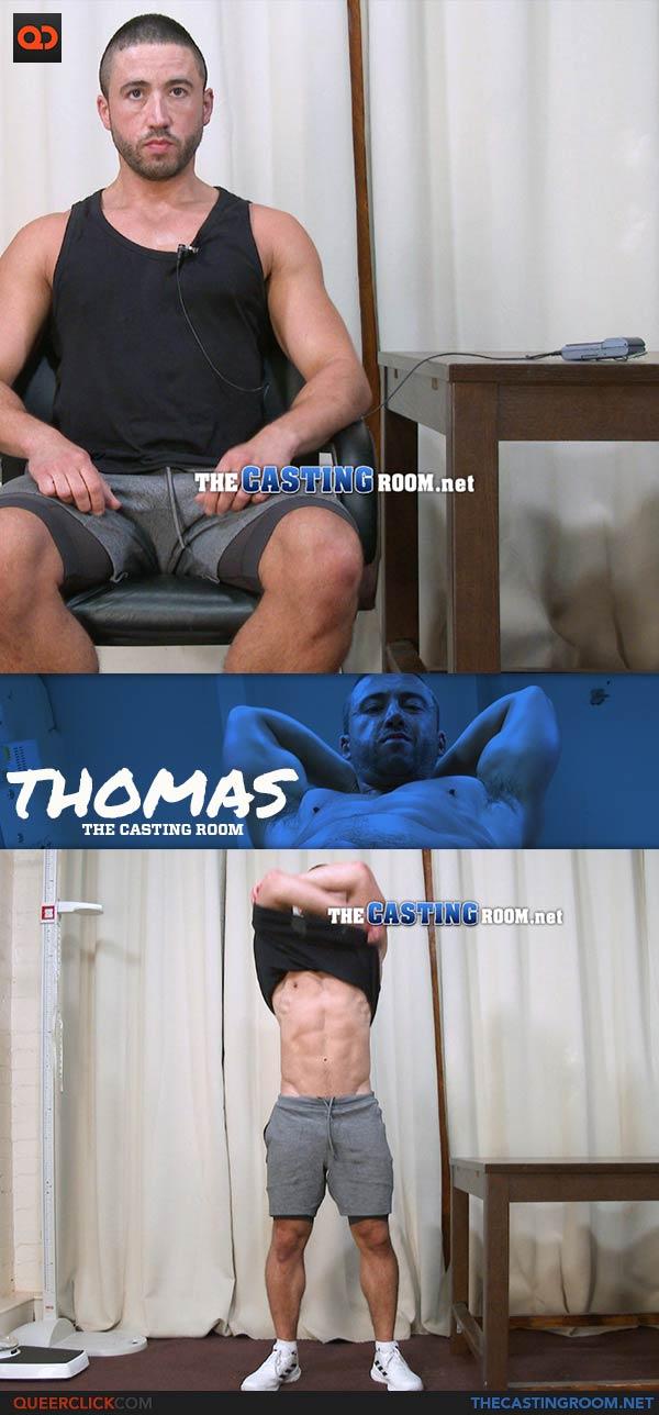 The Casting Room: Thomas