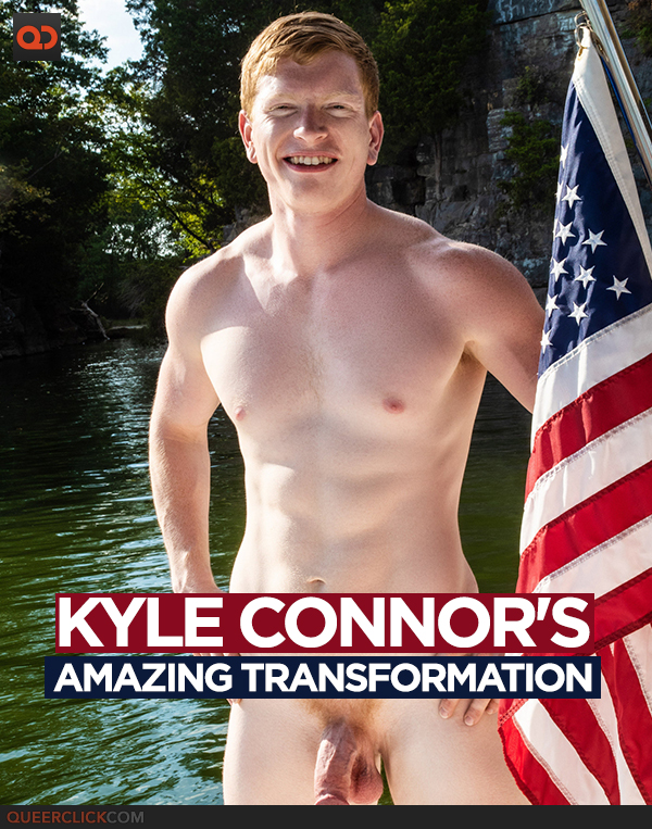Kyle Connors Shares a Surprising Photo of His Body Transformation!