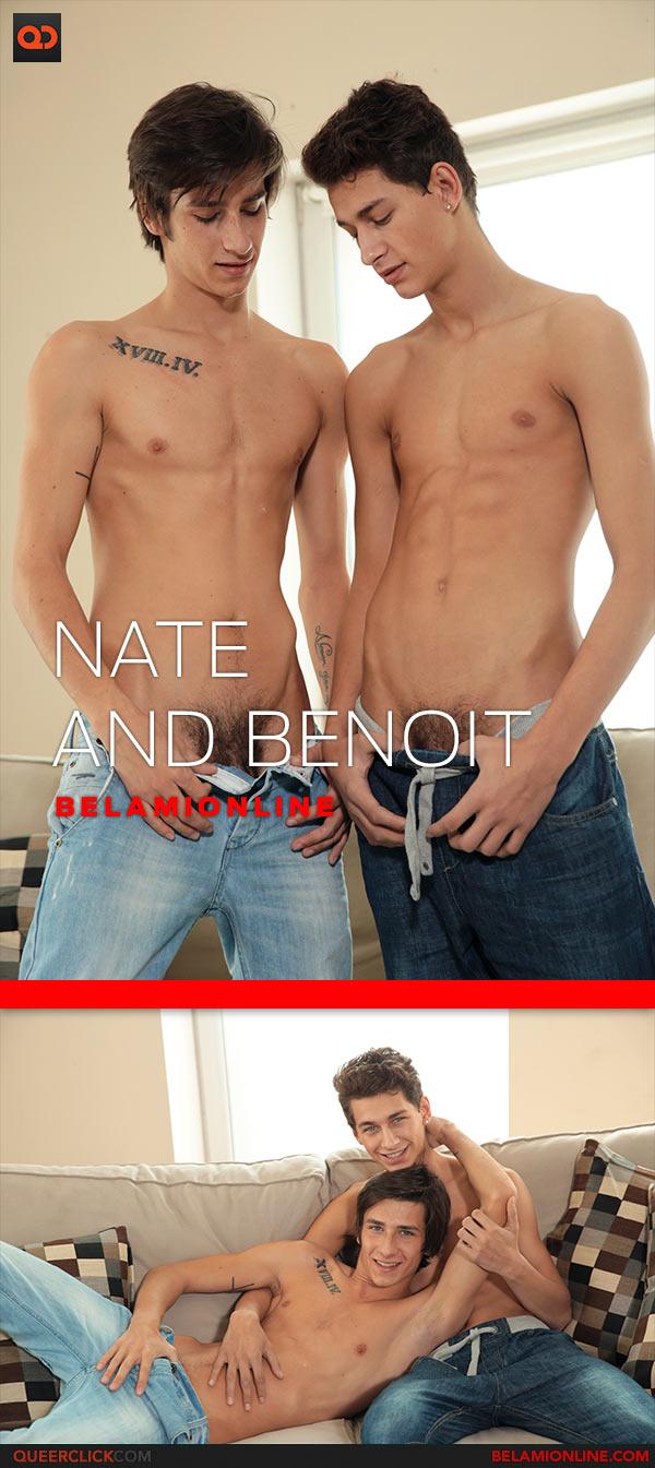 BelAmi Online: Nate Donaghy and Benoit Ulliel - Models of the Week