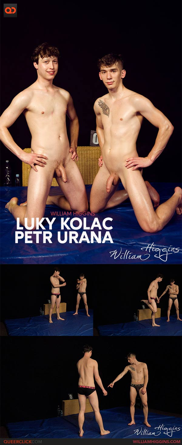 William Higgins: Luky Kolac and Petr Urana