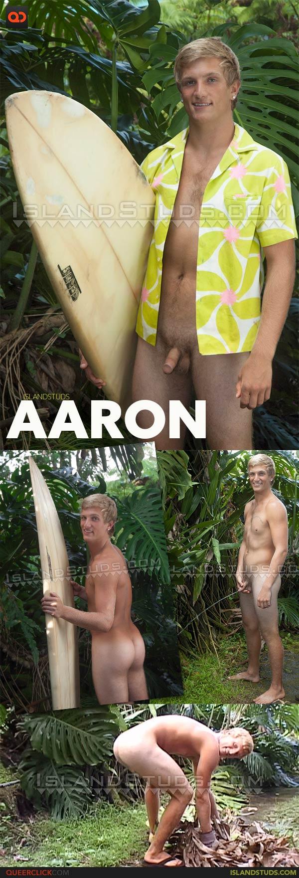 Island Studs: Aaron