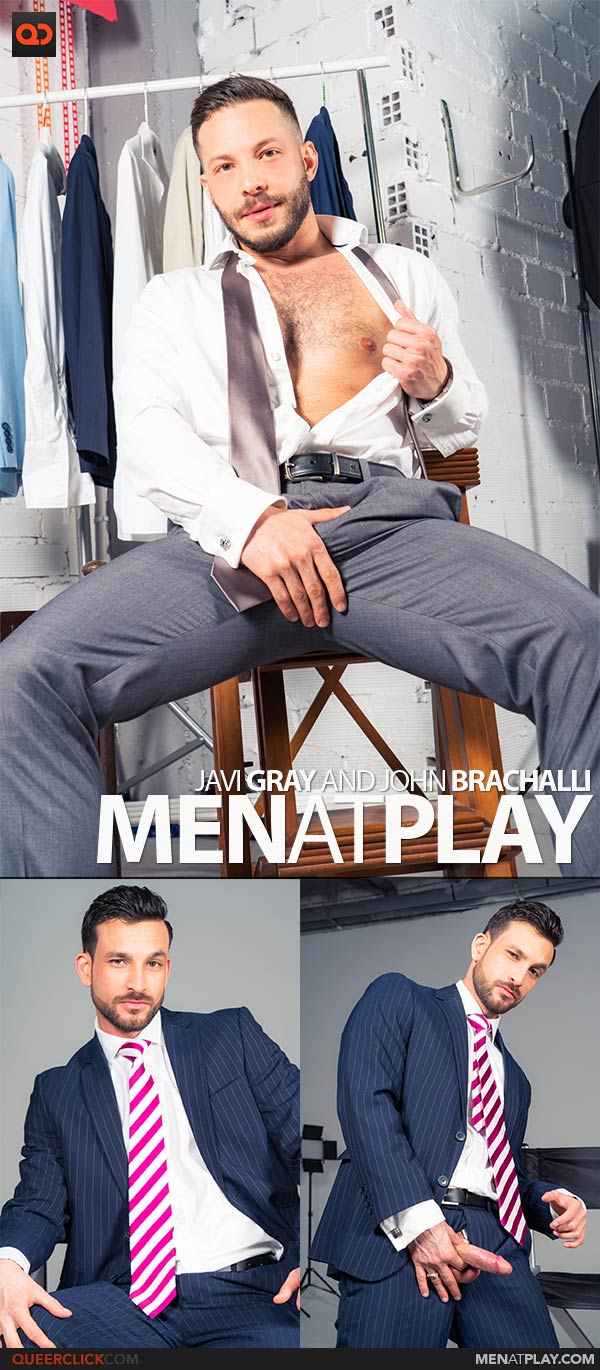 MenAtPlay: Javi Gray and John Brachalli