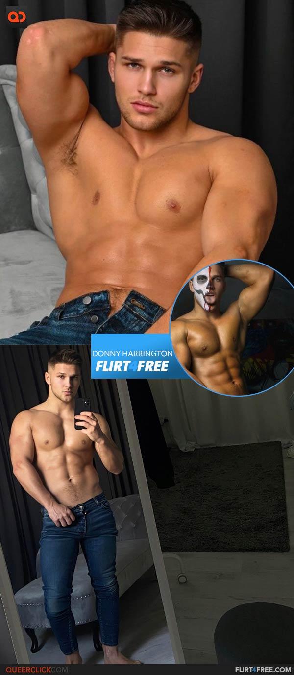 Flirt4Free: Donny Harrington