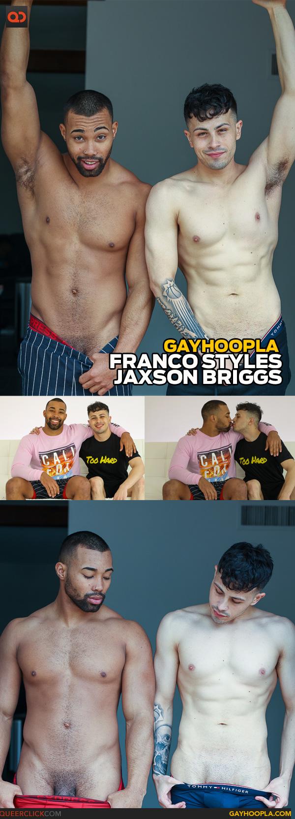 GayHoopla: Franco Styles and Jaxson Briggs