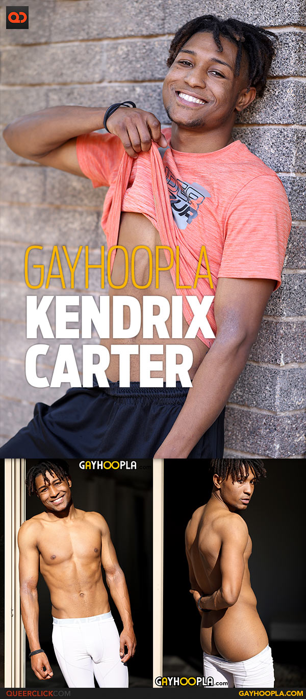 Gayhoopla: Kendrix Carter