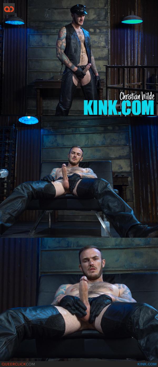 Kink.com: Christian Wilde
