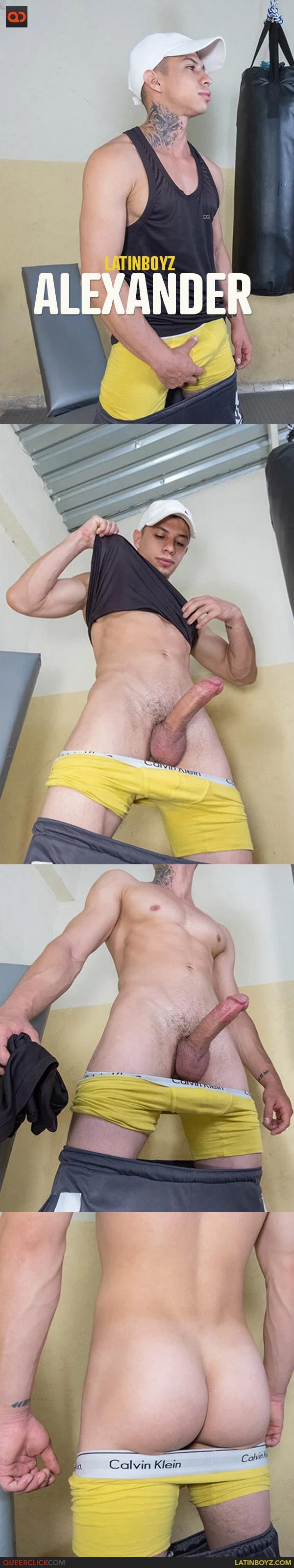 LatinBoyz: Alexander