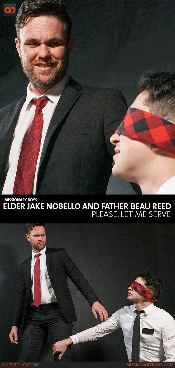 Missionary Boys: Elder Jake Nobello and Father Beau Reed
