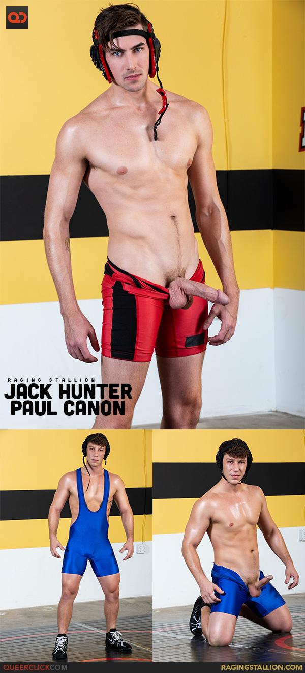 Raging Stallion: Jack Hunter and Paul Canon