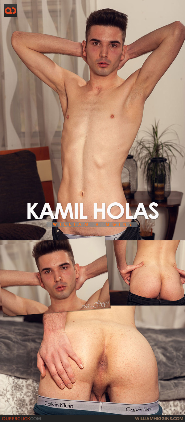 William Higgins: Kamil Holas