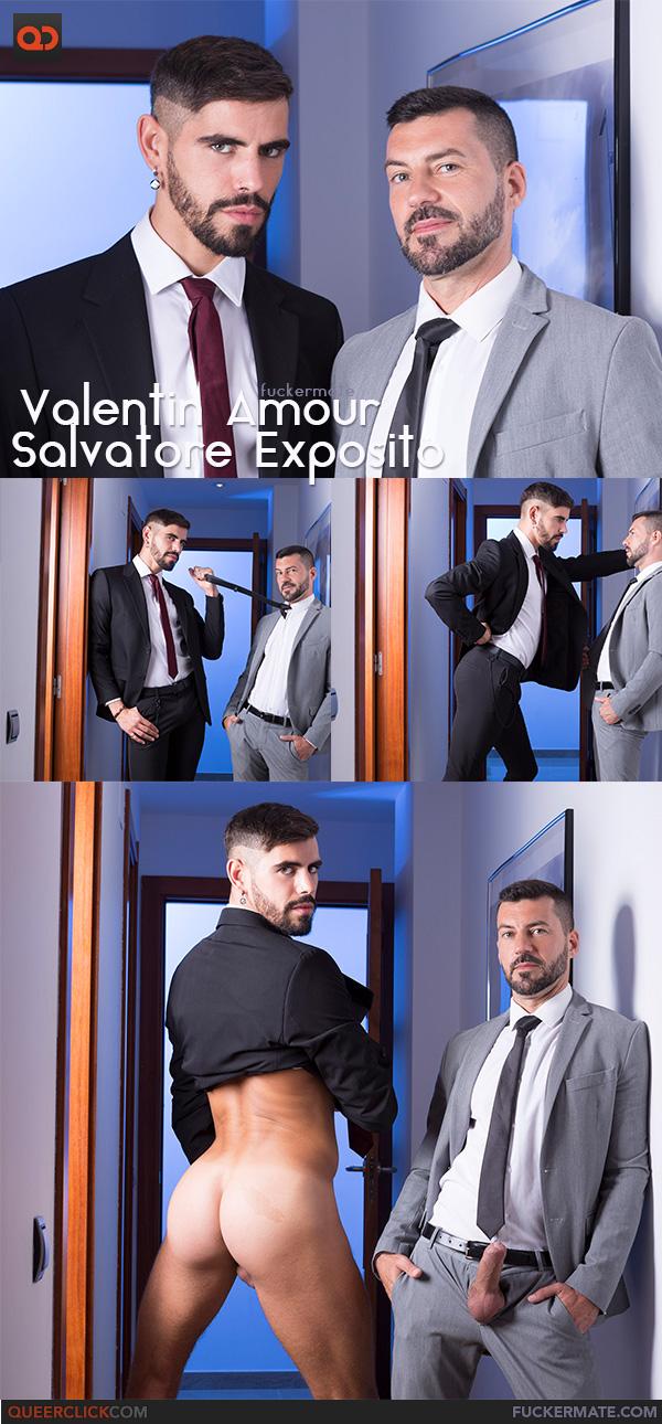 Salvatore Exposito and Valentin Amour Cover
