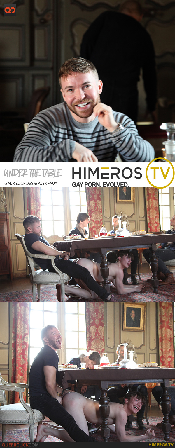Himeros.tv: Gabrial Cross and Alex Faux