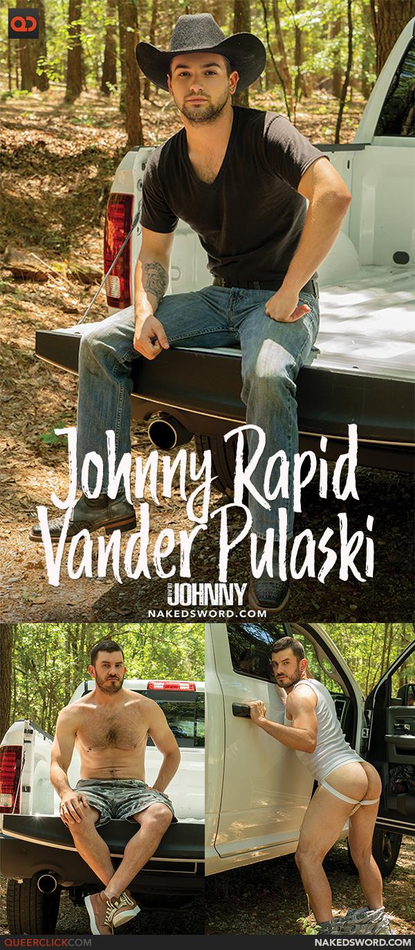 Naked Sword: Johnny Rapid and Vander Pulaski