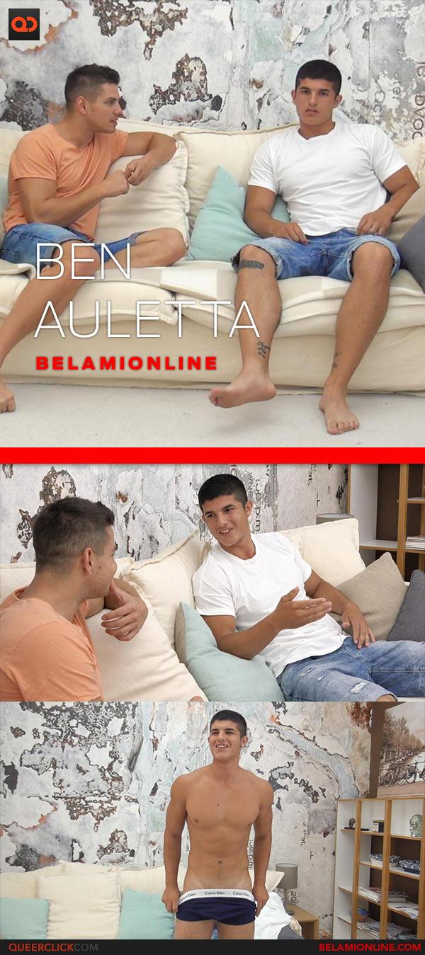 BelAmi Online: Ben Auletta - Casting
