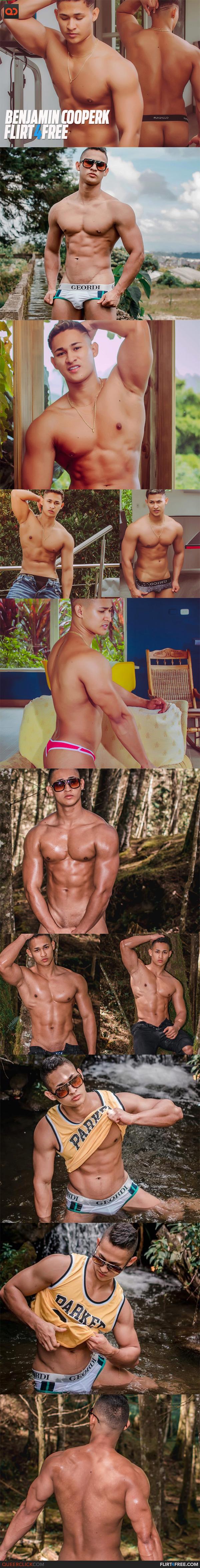 Flirt4Free: Benjamin Cooperk
