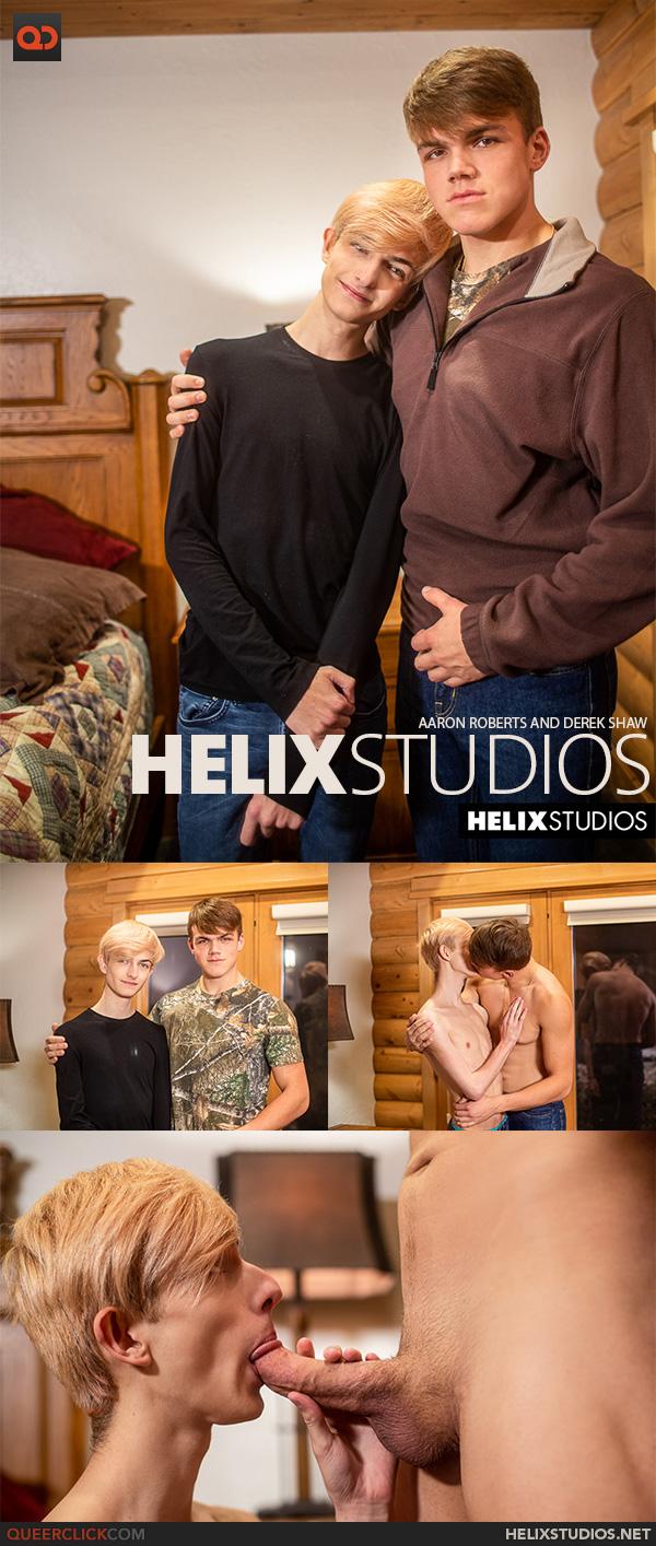 Helix Studios: Aaron Roberts and Derek Shaw