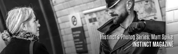 Instinct's Photog Series: Matt Spike