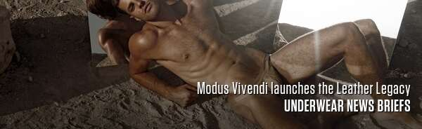 Modus Vivendi launches the Leather Legacy
